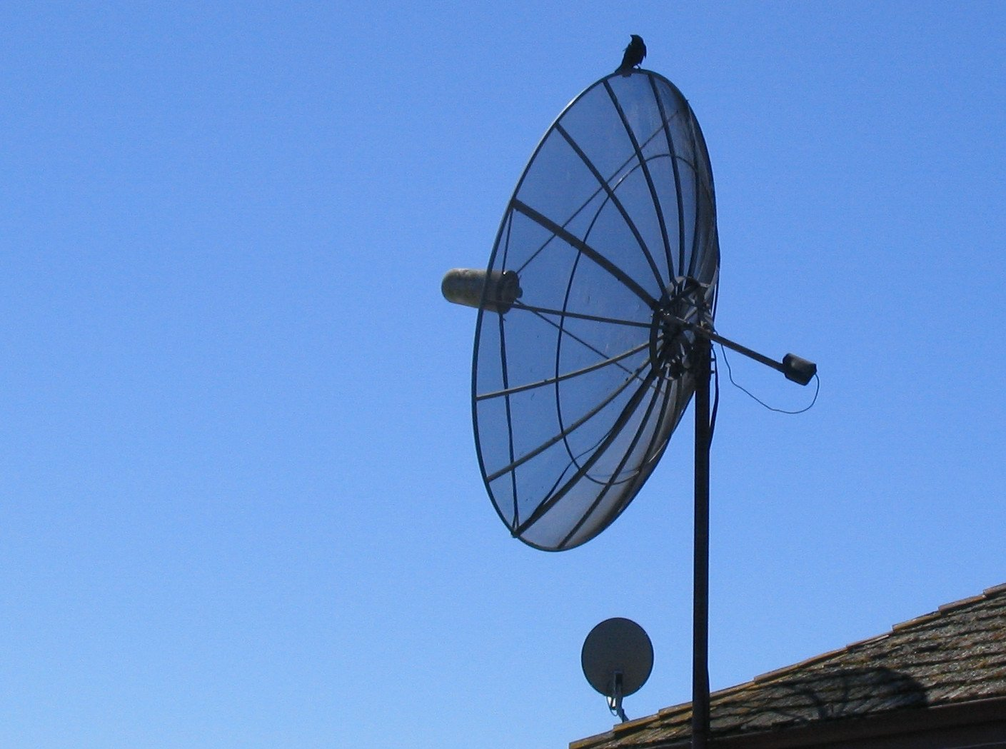 Installing radio antennas & satellite dishes