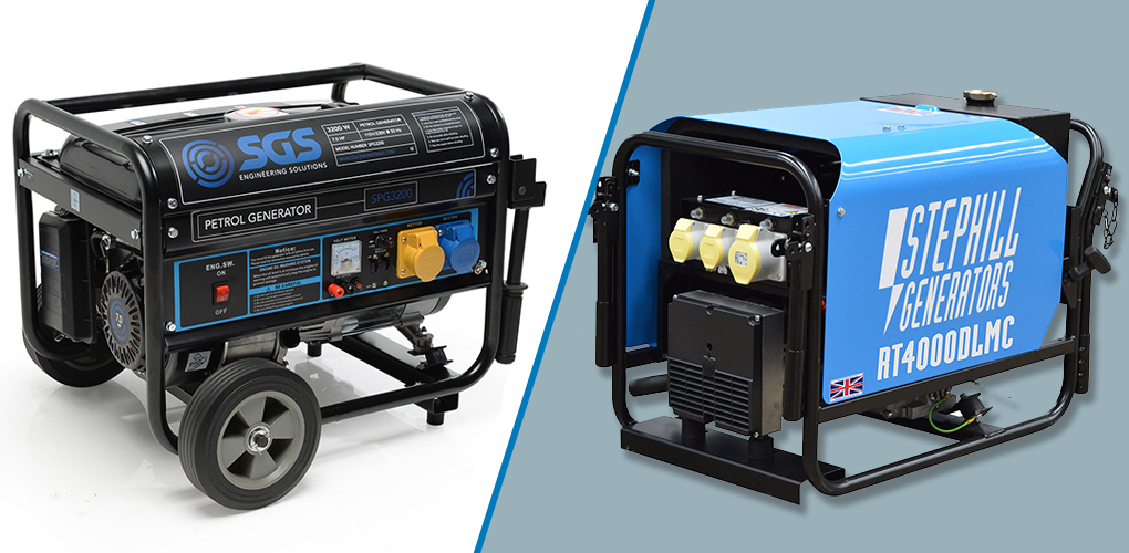 Diesel Generators vs. Petrol Generators: Which One is the Best