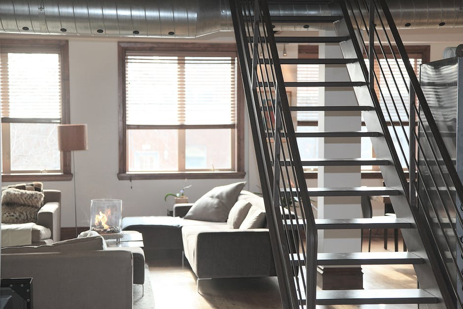 5 Unfurnished Loft Storage Ideas
